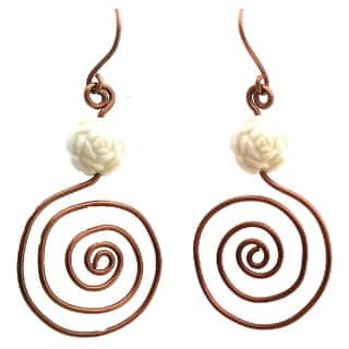 Heavenly Beads Spiral Earrings|https://ak1.ostkcdn.com/images/products/13003065/P19747448.jpg?impolicy=medium