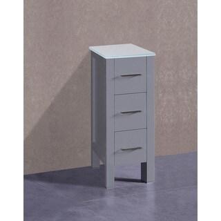 "12"" Bosconi AGREWG1S Side Cabinet"