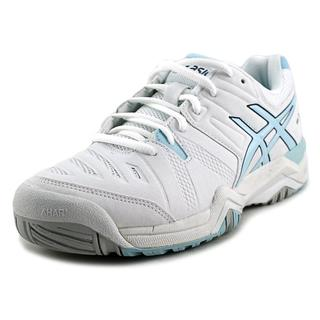 Asics Women's 'GEL-Challenger 10' White Synthetic Athletic Shoe
