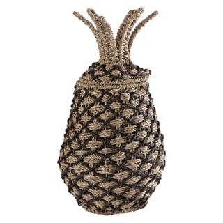 TAG Lidded Pineapple Basket