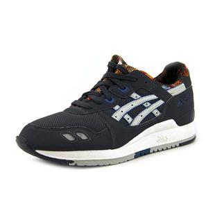 Asics Women's Gel-Lyte III Grey Suede Athletic Shoes