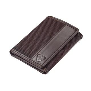 Lewis N Clark RFID-blocking Ballistic Tri-fold Wallet