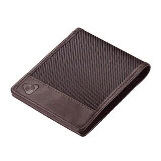 Lewis N Clark RFID-blocking Ballistic Bifold Wallet