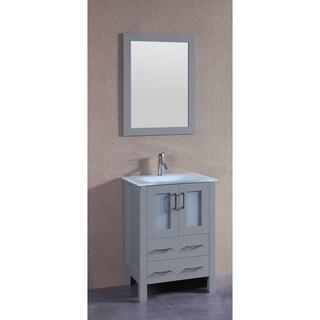 """24"""" Bosconi AGR124EWGU Single Vanity"""