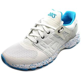 Asics Women's GT-DS White Fabric Athletic Shoes