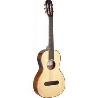 James Neligan Lismore Series Parlor Natural Finish Mahogany Acoustic-electric Guitar