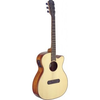 James Neligan LIS-MJCFI Lismore Series Mini-jumbo Cutaway Acoustic-Electric Guitar