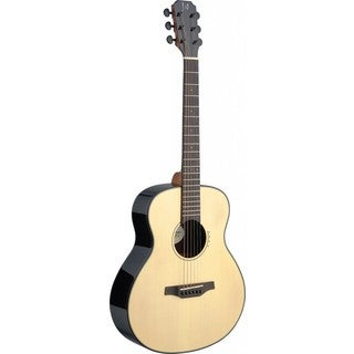 James Neligan Lyn-A Mini Fi Lyne Series Acoustic-Electric Travel Guitar