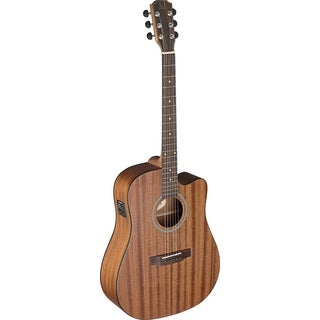 James Neligan DEV-DCFI Deveron Series Dreadnought Cutaway Acoustic-Electric Guitar