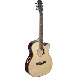 James Neligan Elijah Series Maple and Rosewood Auditorium Cutaway Acoustic/Electric Guitar