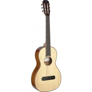 James Neligan Lismore Series Parlor Natural Finish Mahogany, Spruce, and Rosewood Acoustic Guitar