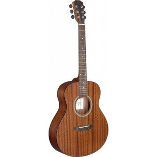 James Neligan Dev-A Mini Deveron Series Natural Wood Travel Acoustic Guitar