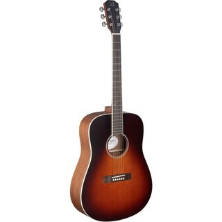 James Neligan EZR-D EZRA Series Sunburst Dreadnought Acoustic Guitar