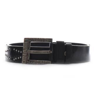 Dinamit Men's Black Leather Belt|https://ak1.ostkcdn.com/images/products/13003705/P19748020.jpg?impolicy=medium