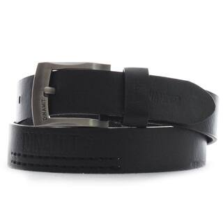 Dinamit Men's Black Leather One-size-fits-most Belt|https://ak1.ostkcdn.com/images/products/13003710/P19748018.jpg?impolicy=medium