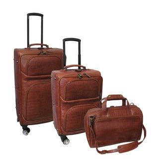 Leather Luggage Sets - Shop The Best Deals for Oct 2017 ...