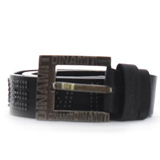 Dinamit Men's Leather Belt