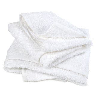 Pro-Clean Basics White Cotton Multipurpose Cleaning Terry Towels (Case of 24)|https://ak1.ostkcdn.com/images/products/13003736/P19748038.jpg?impolicy=medium