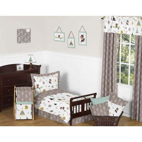 Sweet Jojo Designs Outdoor Adventure Toddler 5-piece Comforter Set