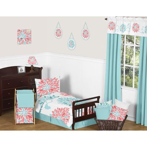 Sweet Jojo Designs Emma Toddler 5-piece Bed in a Bag Set