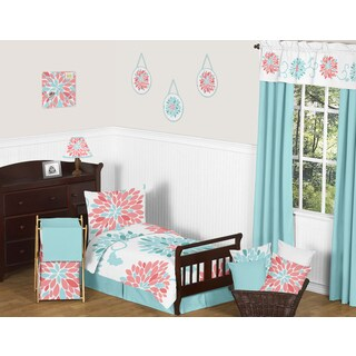 Sweet Jojo Designs Emma Toddler 5-piece Bed in a Bag Set