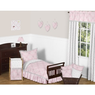 Sweet Jojo Designs Alexa Toddler 5-piece Comforter Set