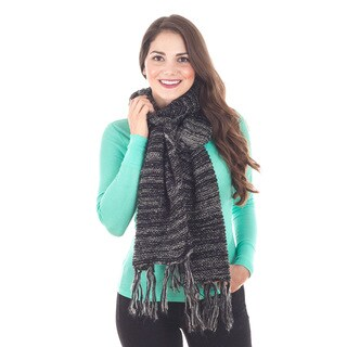 Classic Wide Scarf
