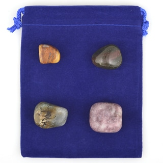 Healing Stones for You Stress Relief Healing Stone Set SRHSB
