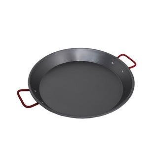 Wee's Beyond Carbon Steel Nonstick 16-inch Paella Pan