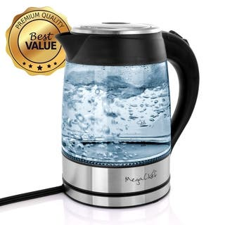 Mega Chef 1.8Lt. Glass and Stainless Steel Electric Tea Kettle|https://ak1.ostkcdn.com/images/products/13003891/P19748174.jpg?impolicy=medium