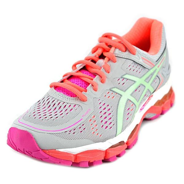 e4862a60765e Shop Asics Women s  Gel-Kayano 22  Mesh Athletic Shoes - Free ...