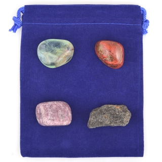 Healing Stones for You Clear Electronic Smog Intention Stone Set CESA
