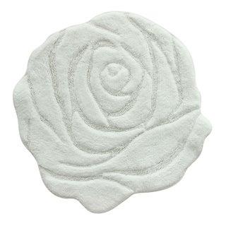 Jessica Simpson Naomi Floral Bath Rug