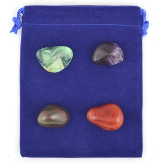 Healing Stones for You Creativity Intention Stone Set CRIS1