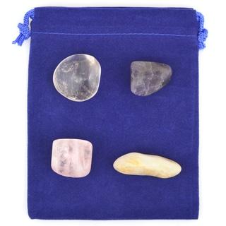 Healing Stones for You Emotional Balance Intention Stone Set