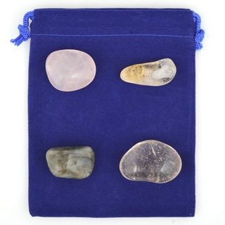 Healing Stones for You Heal Depression Healing Stone Set HDHSA