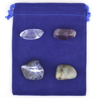 Healing Stones for You Intuition Intention Stone Set