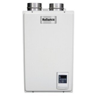 Reliance TS140-LIH 120,000 BTU Propane Indoor Tankless Gas Water Heater