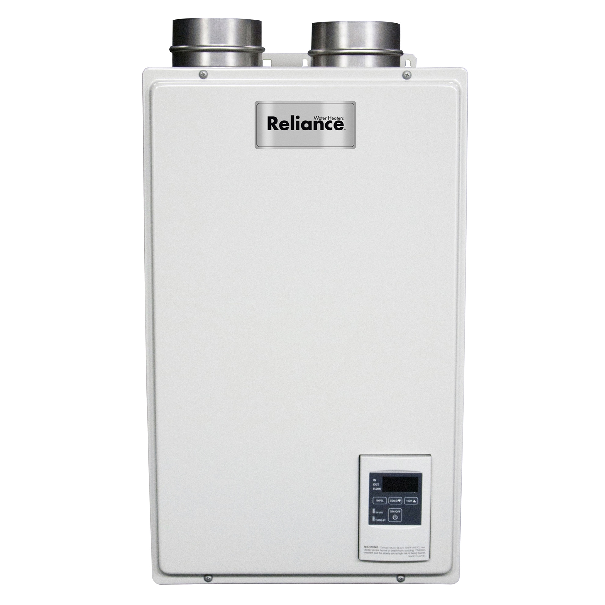 reliance ts140 gih 120 000 btu natural gas indoor tankless gas water heater ebay. Black Bedroom Furniture Sets. Home Design Ideas