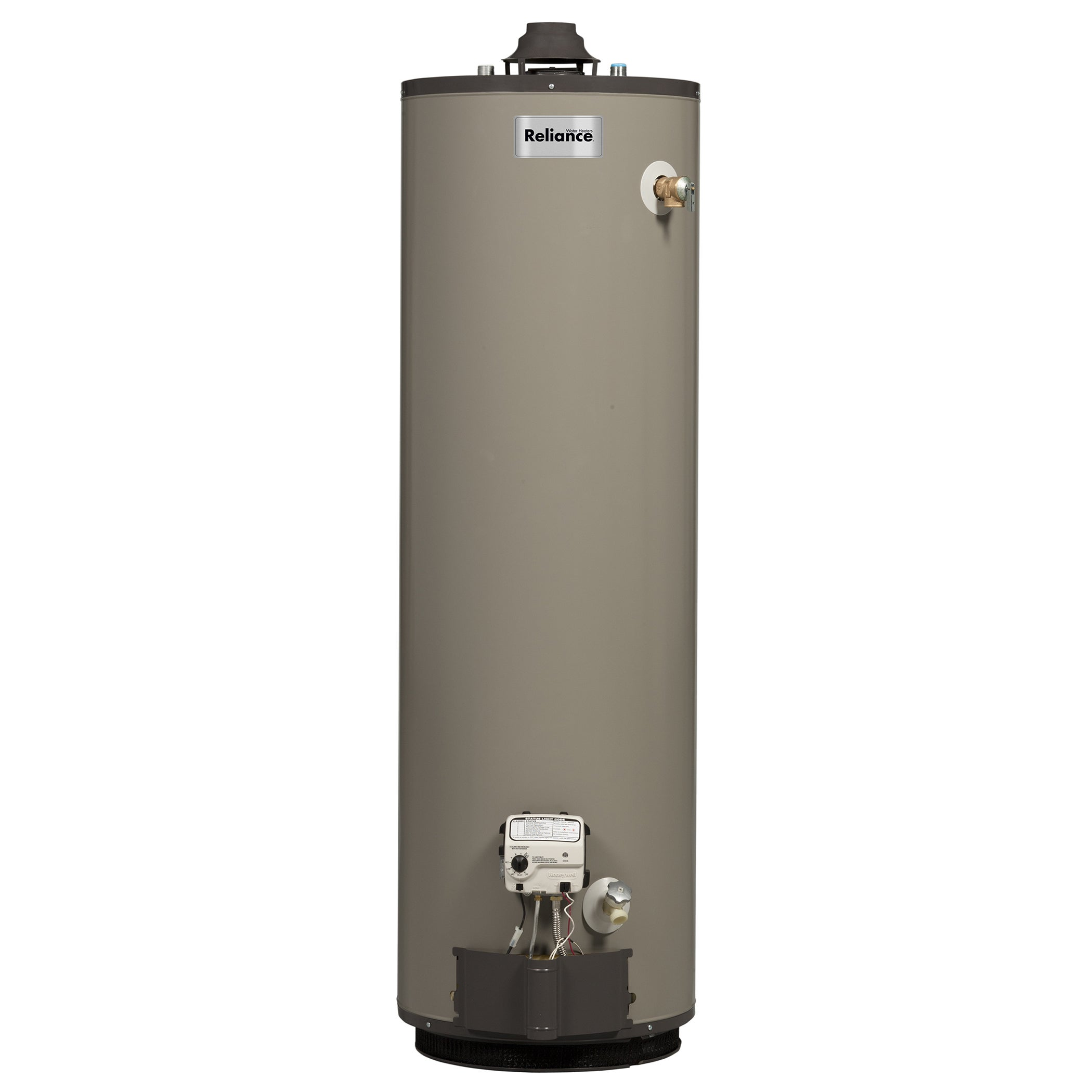 Jensen Reliance 9 50 Nkrt Tall 50 Gallon Gas Water Heater...