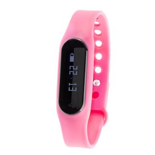 Zunammy Pink Bluetooth Heart Rate Monitor Activity Tracker w/ Touchscreen https://ak1.ostkcdn.com/images/products/13004044/P19748257.jpg?impolicy=medium