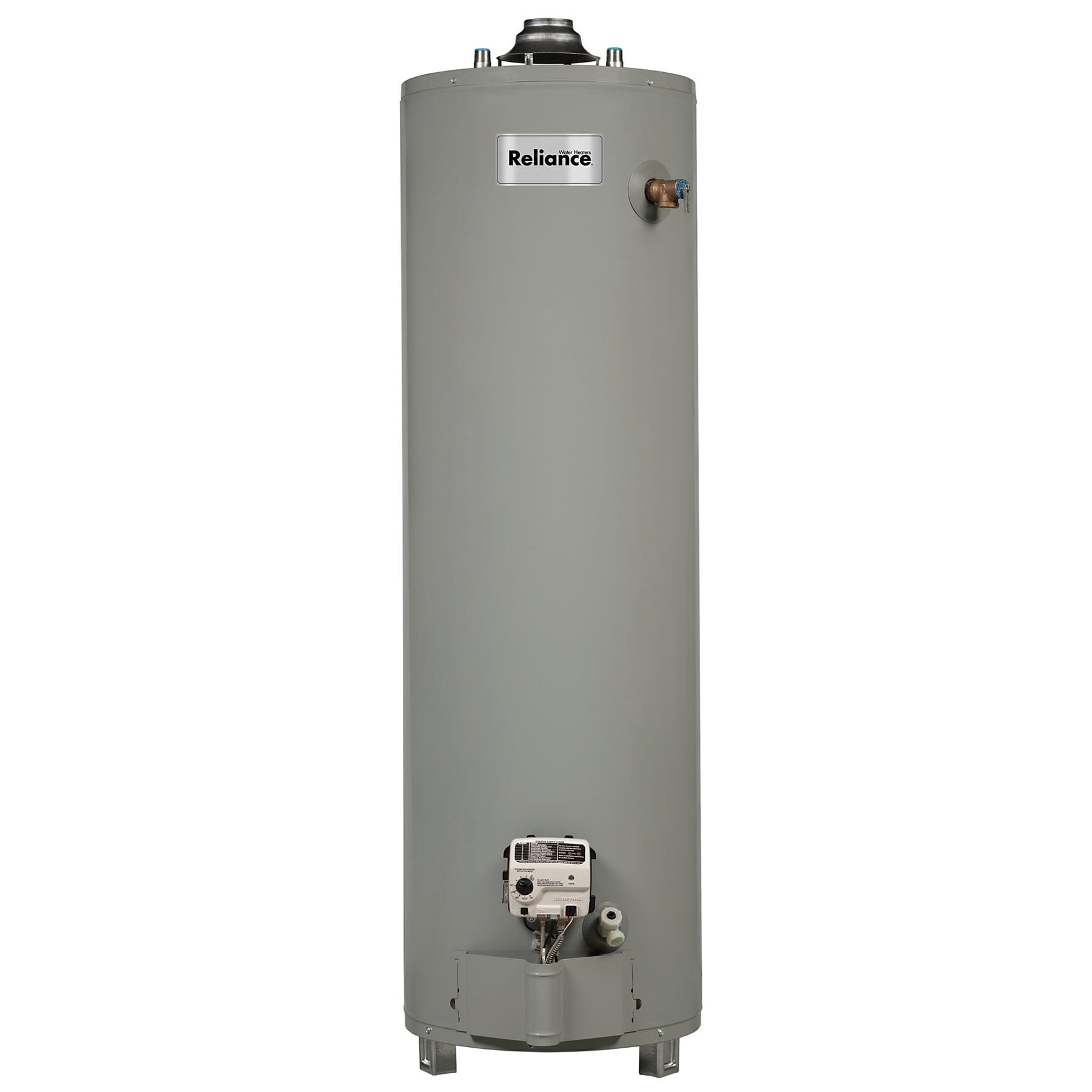 Jensen Reliance 9 40 Unkct 40 Gallon Gas Water Heater (Wa...