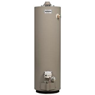 "Reliance 6 40 POCT 58-1/4"" 40 Gallon Propane Water Heater"
