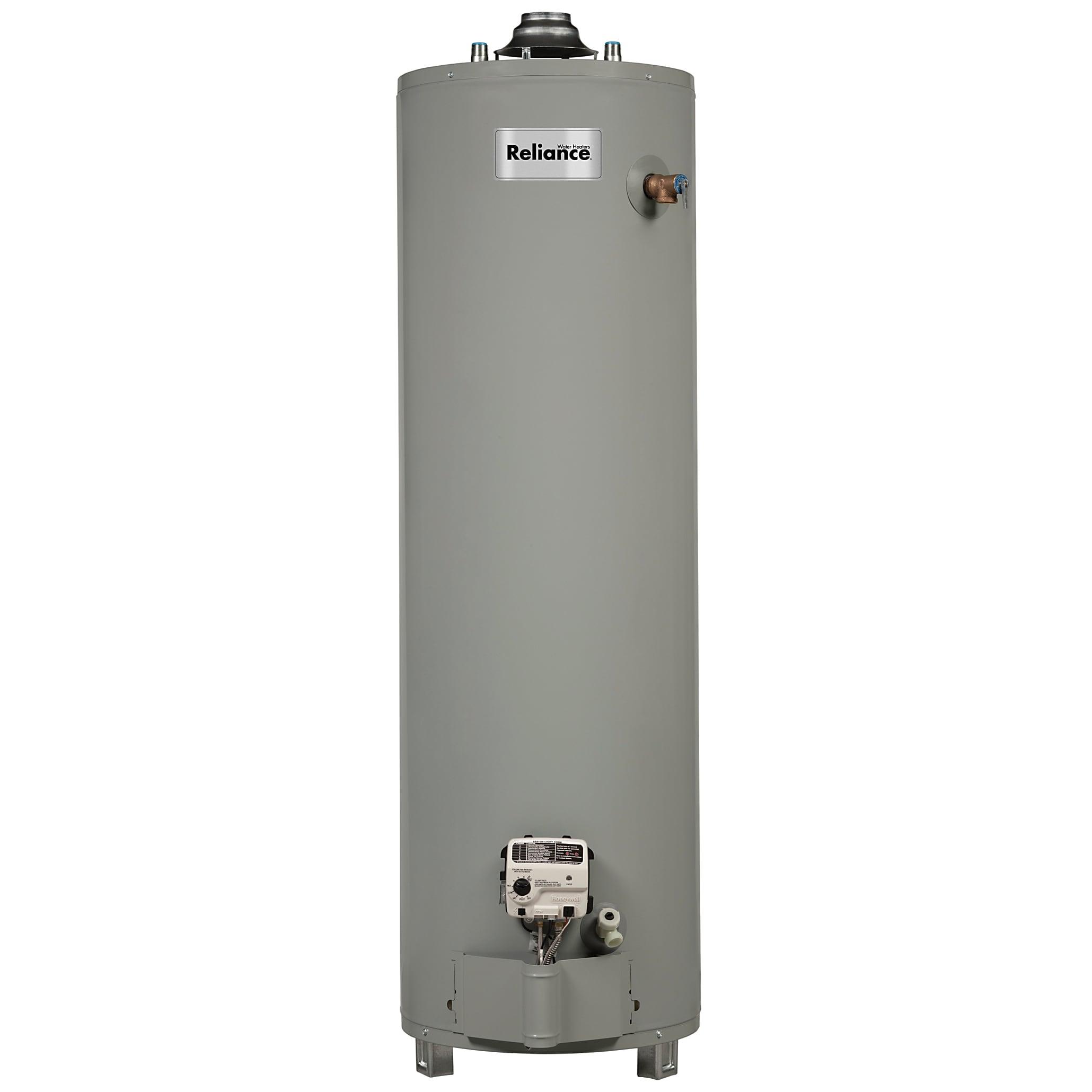 Jensen Reliance 6 30 Unort 30 Gallon Gas Water Heater (Wa...