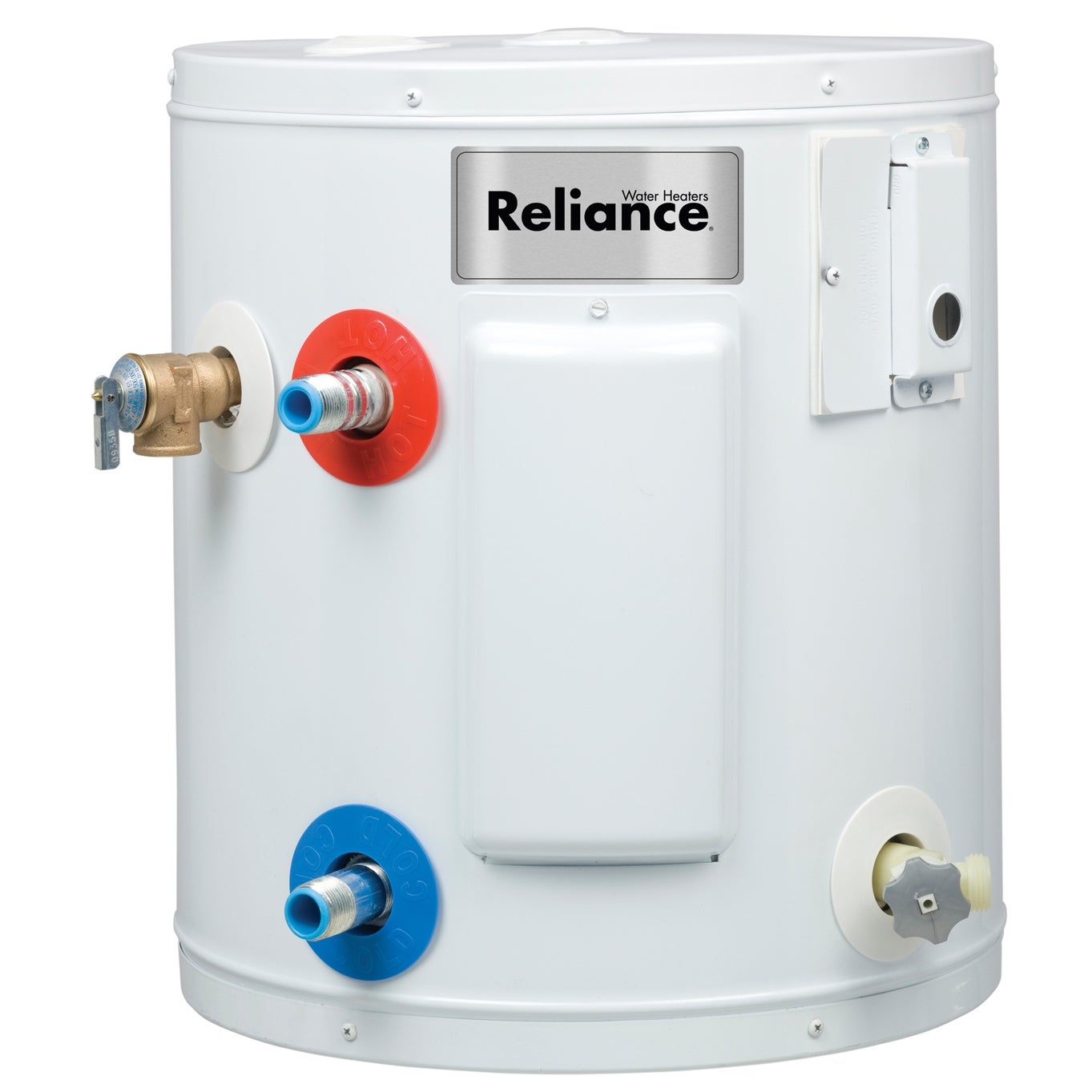 Jensen Reliance 6 10 Somsk 10 Gallon Electric Water Heate...