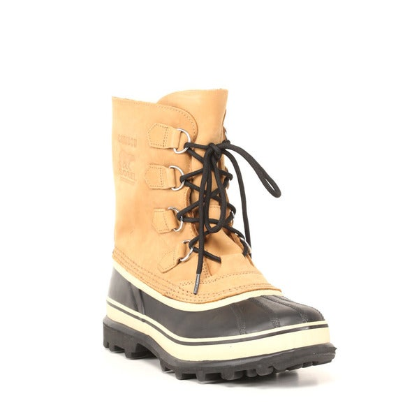 b1ad1f2b91107 Shop Sorel Women s Buff Caribou Cold Weather Boots - Free Shipping ...