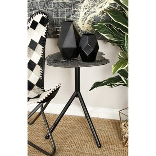 Studio 350 Metal Accent Table 20 inches wide, 24 inches high