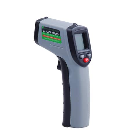 Ultra Performance Green Plastic Noncontact Infrared Thermometer