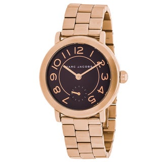 Marc Jacobs Women's MJ3489 Riley Watches