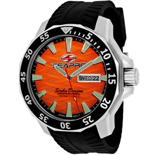 Seapro Men's SP8314 Scuba Dragon Diver Limite Watches